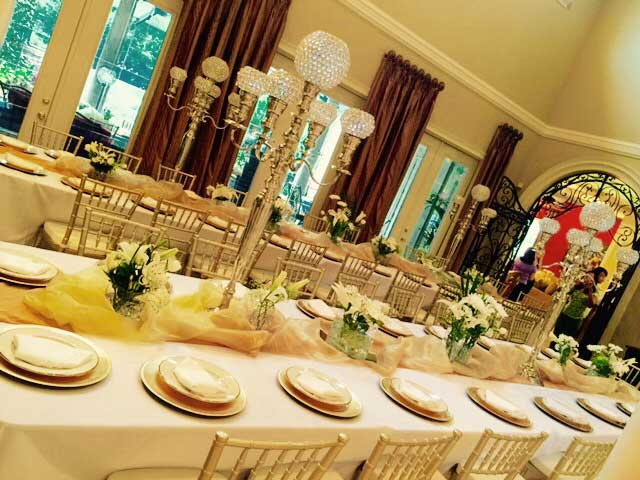 Event rentals in Polk County
