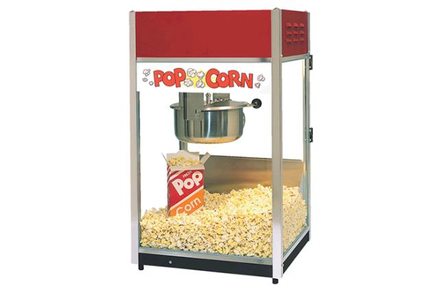 Where to find MACHINE POPCORN in Winter Haven