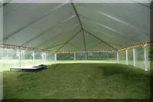 Where to find TENT 30X70 FRAME WHITE in Winter Haven