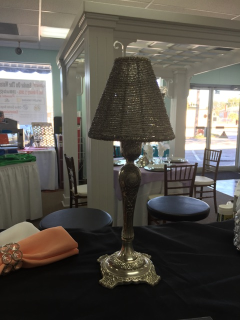 Where to find CANDLESTICK TABLE CENTERPIECE in Winter Haven