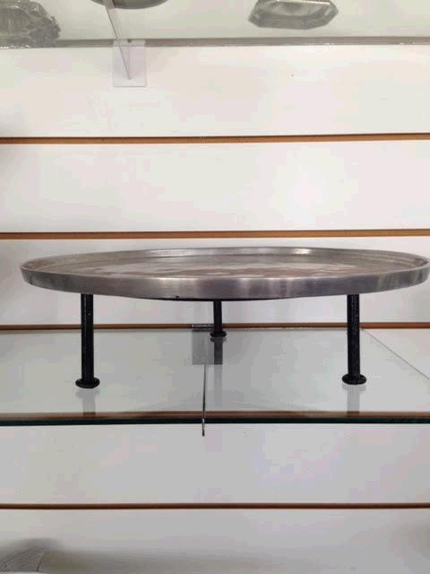 Where to find PEWTER 18  ROUND TRAY W  STAND in Winter Haven