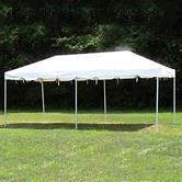 Where to find TENT 10X20FRAME WHITE in Winter Haven