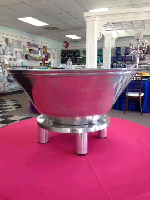 Where to find PEWTER GIANT BOWL W  STAND in Winter Haven