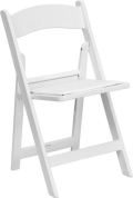 Rental store for CHAIR WHITE RESIN PS in Winter Haven FL