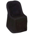 Rental store for LINEN CHAIR COVER BLACK in Winter Haven FL
