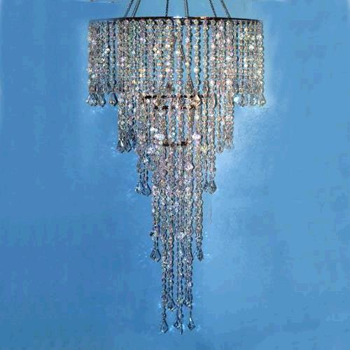 Where to find CRYSTAL CHANDELIER  2 PC in Winter Haven