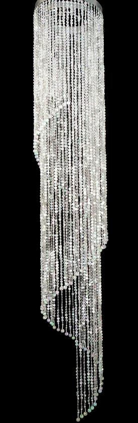 Where to find CRYSTAL SPIRAL CHANDELIER 6 in Winter Haven