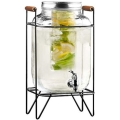 Rental store for GLASS DRINK JUICE DISPENSOR  2.5 GAL in Winter Haven FL