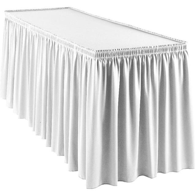 Where to find LINEN SKIRT 8  WHITE in Winter Haven