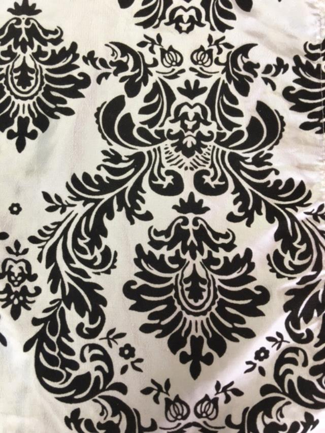 Where to find LINEN 13X108 BLACK   WHITE RUNNER in Winter Haven