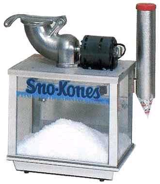 Where to find MACHINE SNO CONE SCOOP in Winter Haven