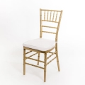 Rental store for CHAIR CHIVARI GOLD W CUSHION in Winter Haven FL
