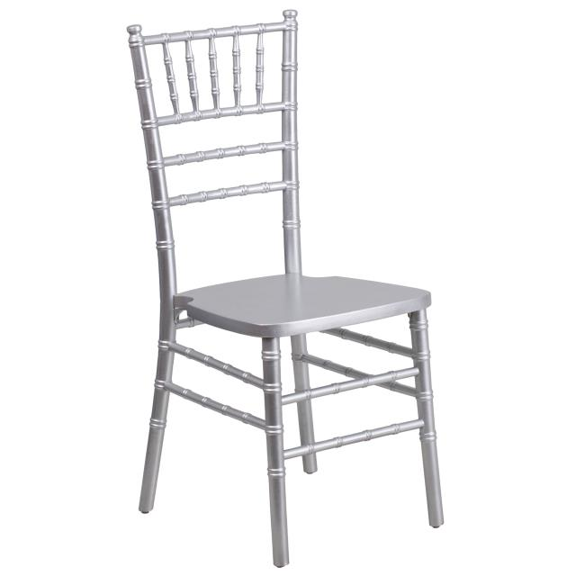 Where to find CHAIR CHIVARI SILVER W CUSHION in Winter Haven