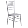 Where to rent CHAIR CHIVARI SILVER W CUSHION in Winter Haven FL