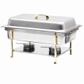 Rental store for SS CHAFER 8QT GOLD NEW in Winter Haven FL
