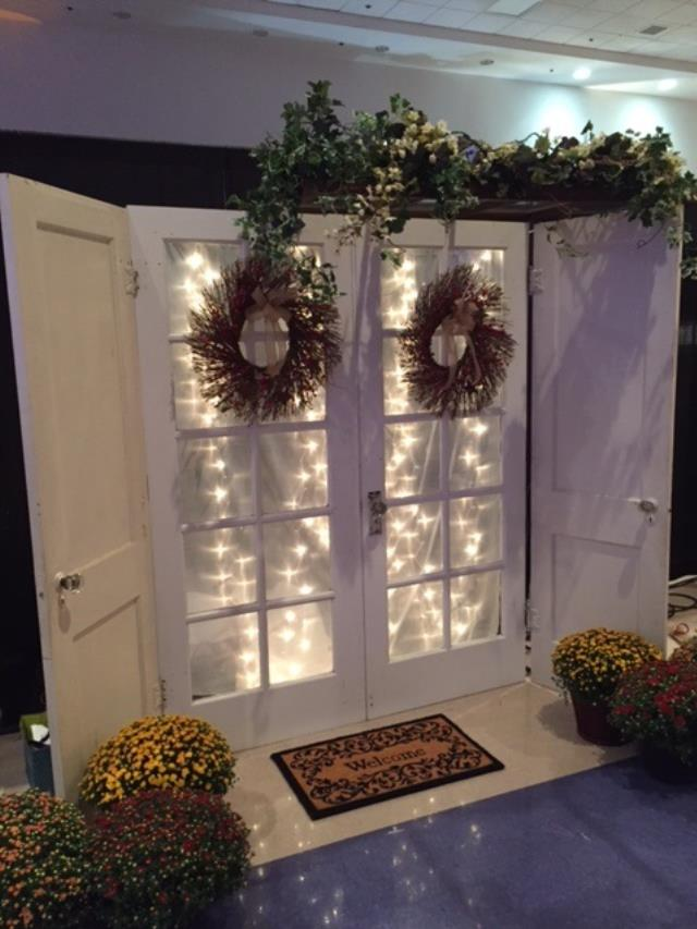 Where to find VINTAGE WEDDING DOOR in Winter Haven