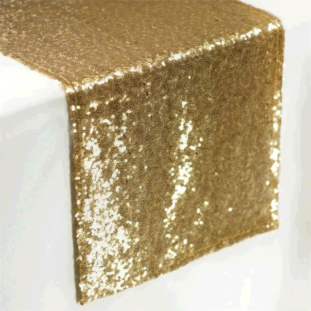 Where to find LINEN 13X108 GOLD SEQUIN RUNNER in Winter Haven