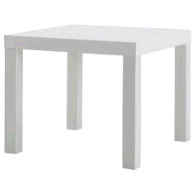 Where to find WHITE SQUARE END TABLE in Winter Haven