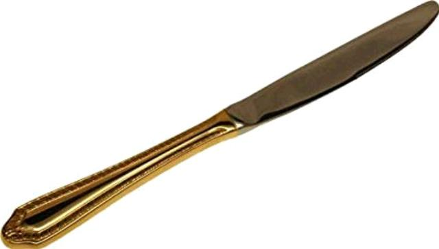 Where to find FLATWARE GOLD DINNER KNIFE in Winter Haven