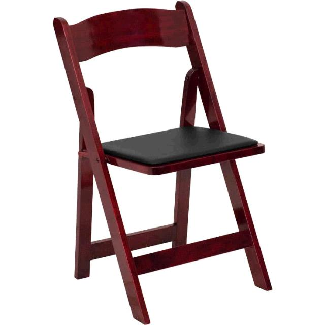 Where to find CHAIR BROWN RESIN PADDED SEAT in Winter Haven