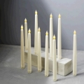 Rental store for LED IVORY TAPER CANDLES in Winter Haven FL