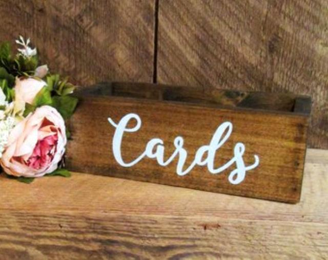Where to find WOOD CARDS SIGN in Winter Haven