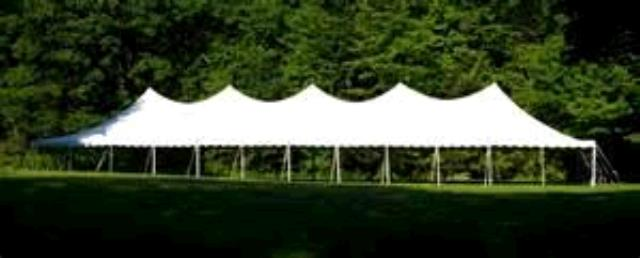 Where to find TENT 40X100 FUTURETRAC WHITE in Winter Haven