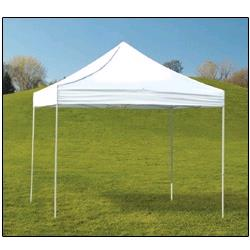 Where to find TENT 10X10 FRAME WHITE in Winter Haven