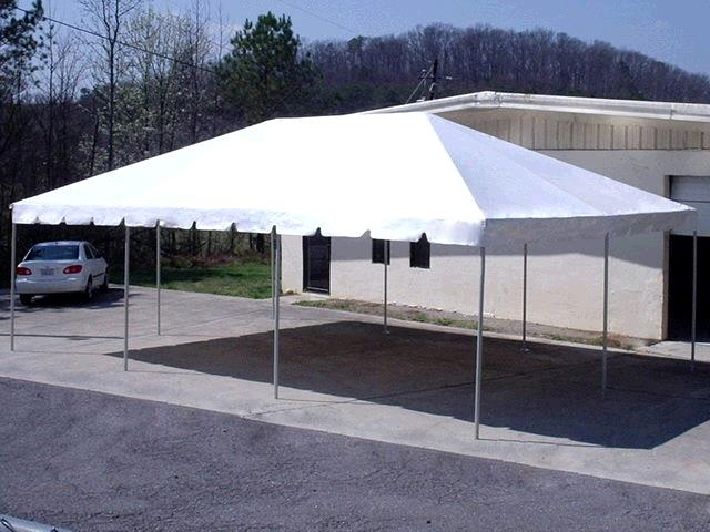 Where to find TENT 15X30 FRAME WHITE in Winter Haven