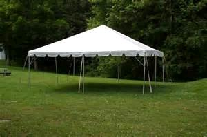 Where to find TENT 20X20 FRAME WHITE 2PC in Winter Haven
