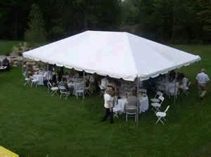 Where to find TENT 20X30 FRAME WHITE in Winter Haven