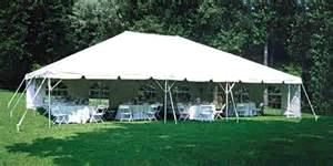 Where to find TENT 20X40 FRAME WHITE in Winter Haven