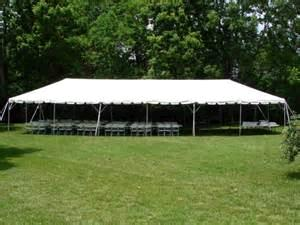 Where to find TENT 20X60 FRAME WHITE in Winter Haven