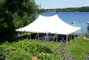 Where to find TENT 30X45 POLE WHITE in Winter Haven