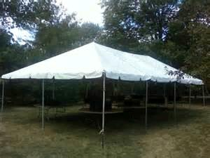 Where to find TENT 30X60 FRAME WHITE in Winter Haven