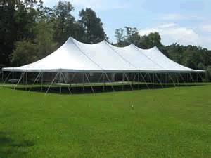 Where to find TENT 40X120 POLE WHITE in Winter Haven