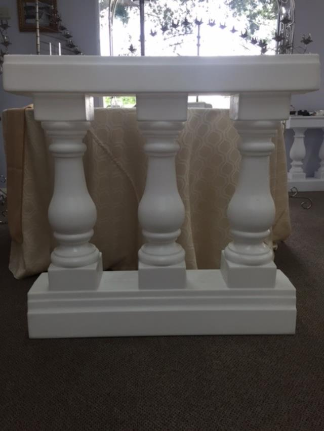 Where to find WHITE ROTONICS 3POST RAIL in Winter Haven