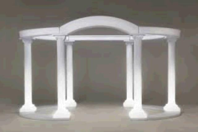 Where to find WHITE ROTONICS FRONT ARCH in Winter Haven