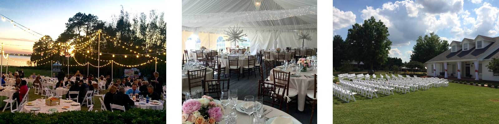 Party Rentals In Winter Haven